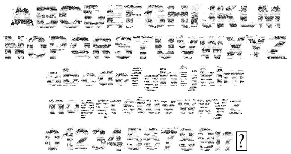 Call Me Maybe font