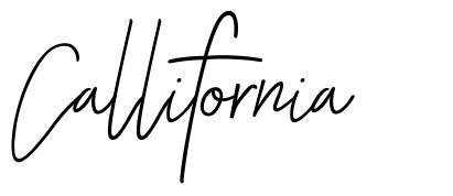 Callifornia