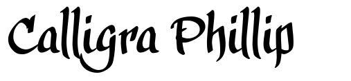 Calligra Phillip
