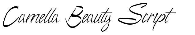 Camella Beauty Script