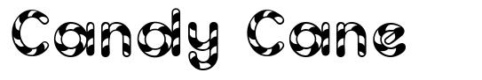 Candy Cane 字形