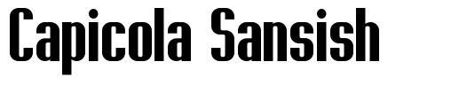 Capicola Sansish police