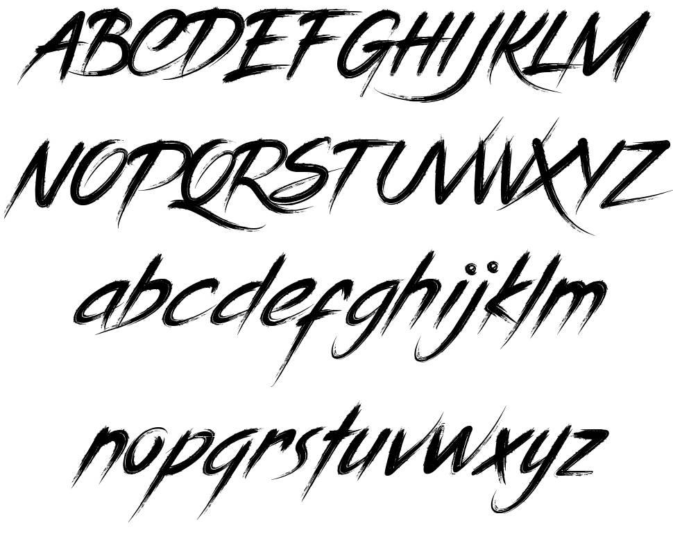 Carocks font
