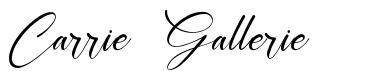 Carrie  Gallerie