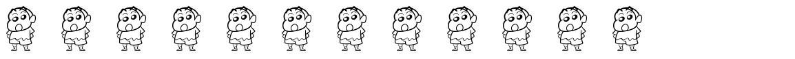 Cartoon 1994 font
