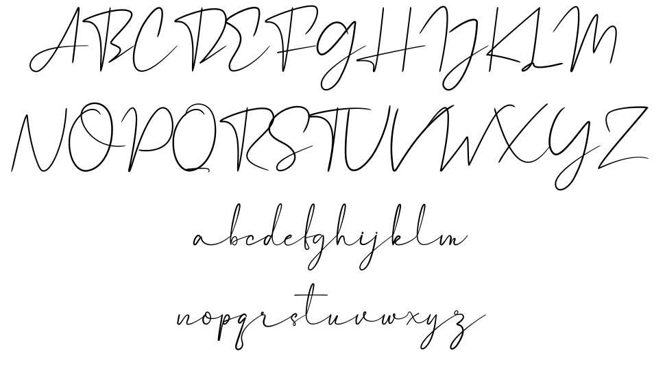 Castyla font