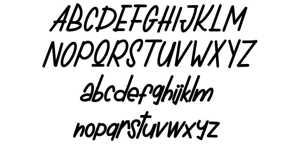 Catars font