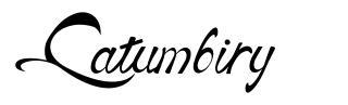 Catumbiry