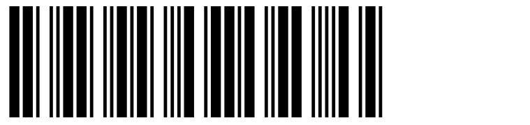 CCode39 font