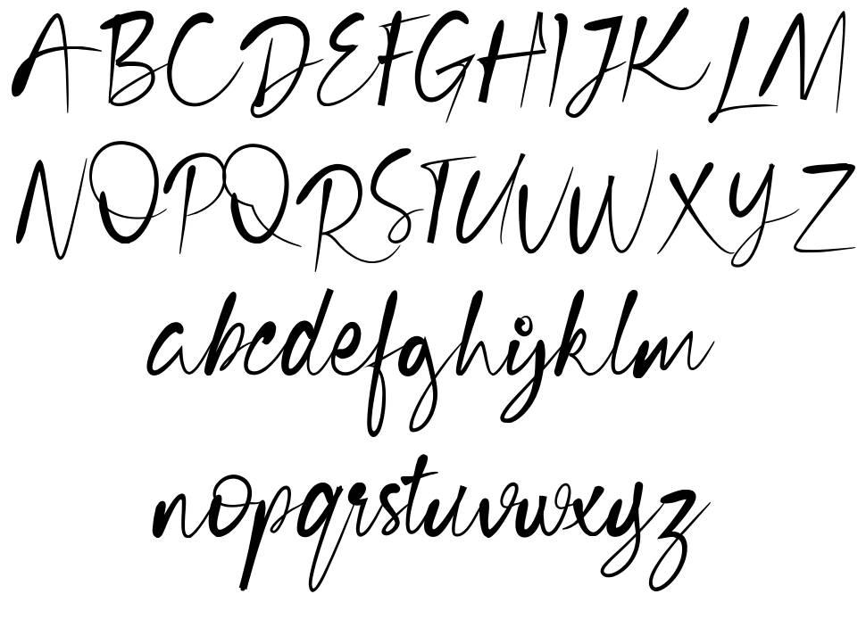 Cecilia font