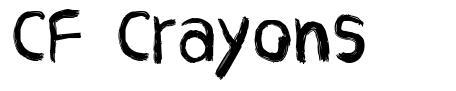 CF Crayons