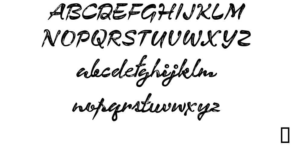 CF Expedition font
