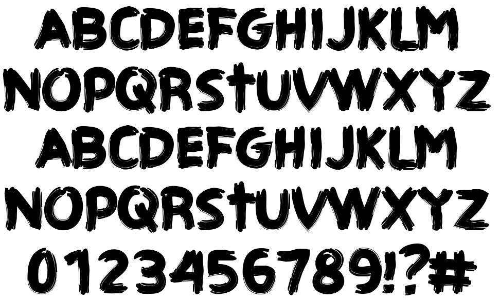 CF Haunted House font by CloutierFontes - FontRiver