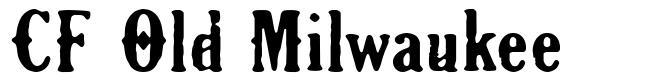 CF Old Milwaukee