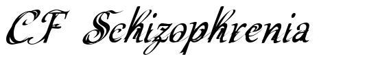 CF Schizophrenia