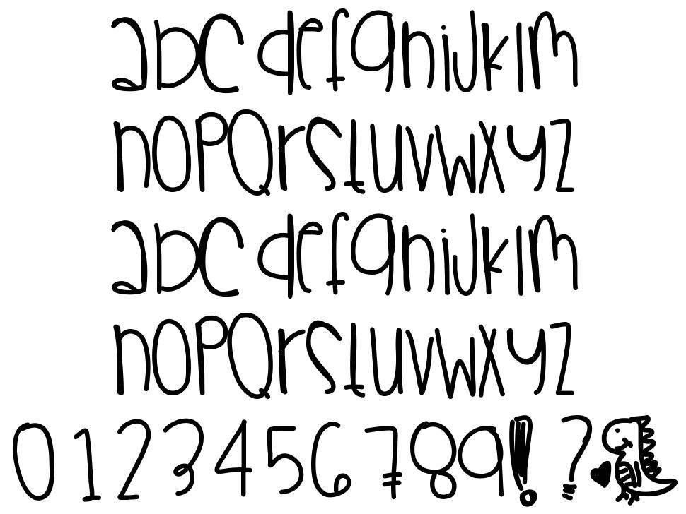 Champagne Sippin font