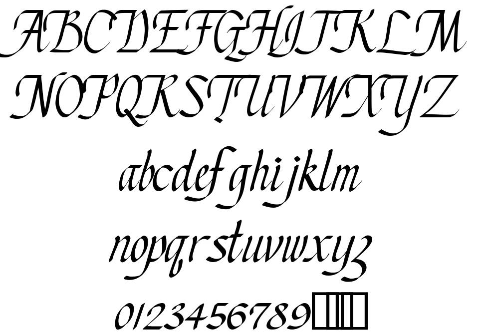 Tattoo Fonts Old English Cursive Alphabet Tattoos Letters