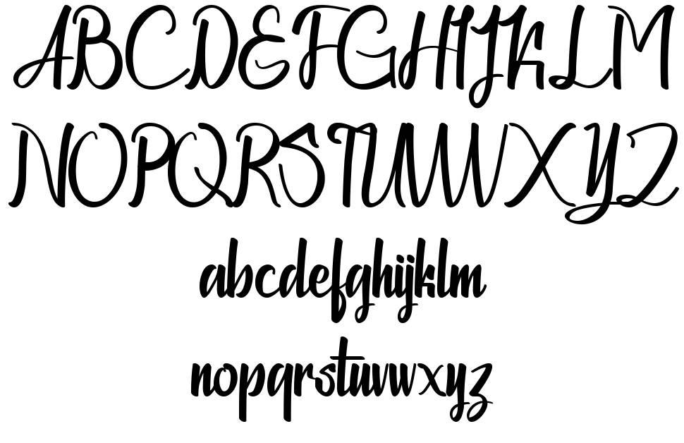 Chapline 字形