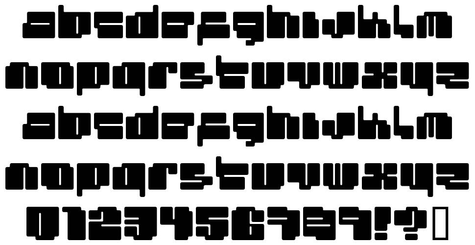 Cheaptype font