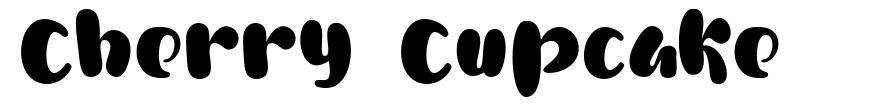 Cherry Cupcake font