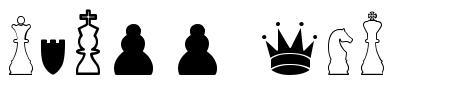 Chess TFB font