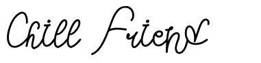 Chill Friend