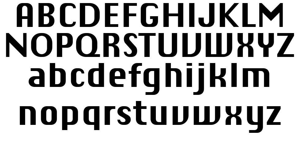 Chiq font