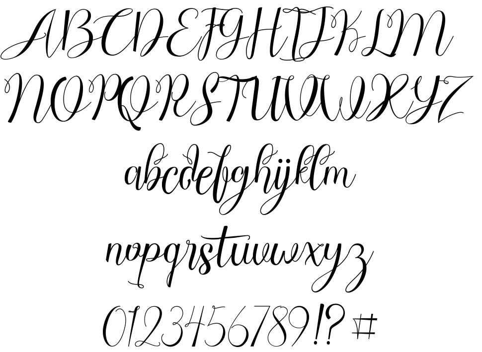 Chocolate Milky font