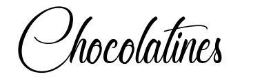 Chocolatines fonte