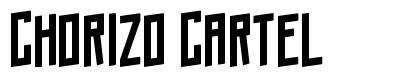 Chorizo Cartel font