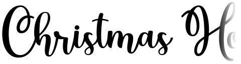 Christmas Holland