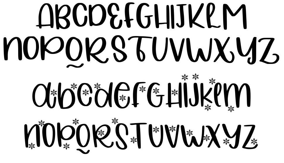 Christmas Love Forever font