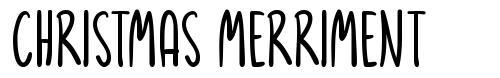 Christmas Merriment