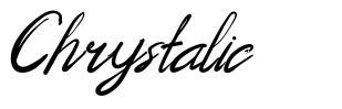 Chrystalic