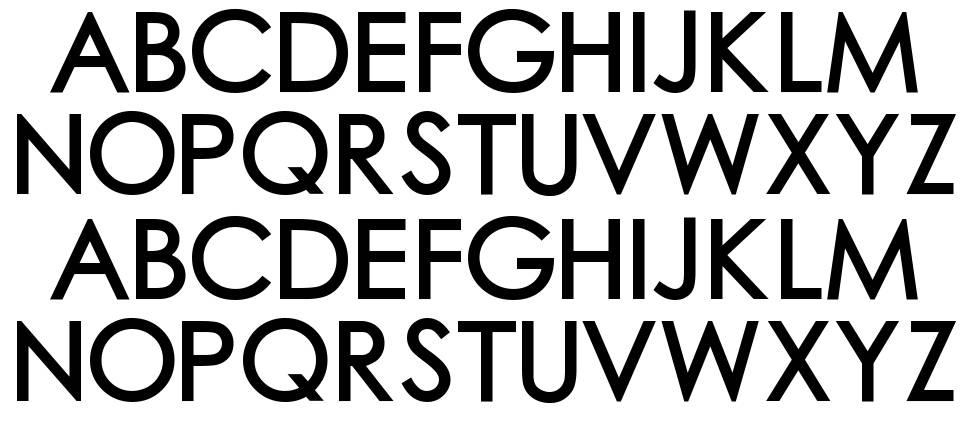 Chub Gothic font