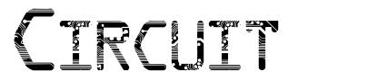 Circuit font