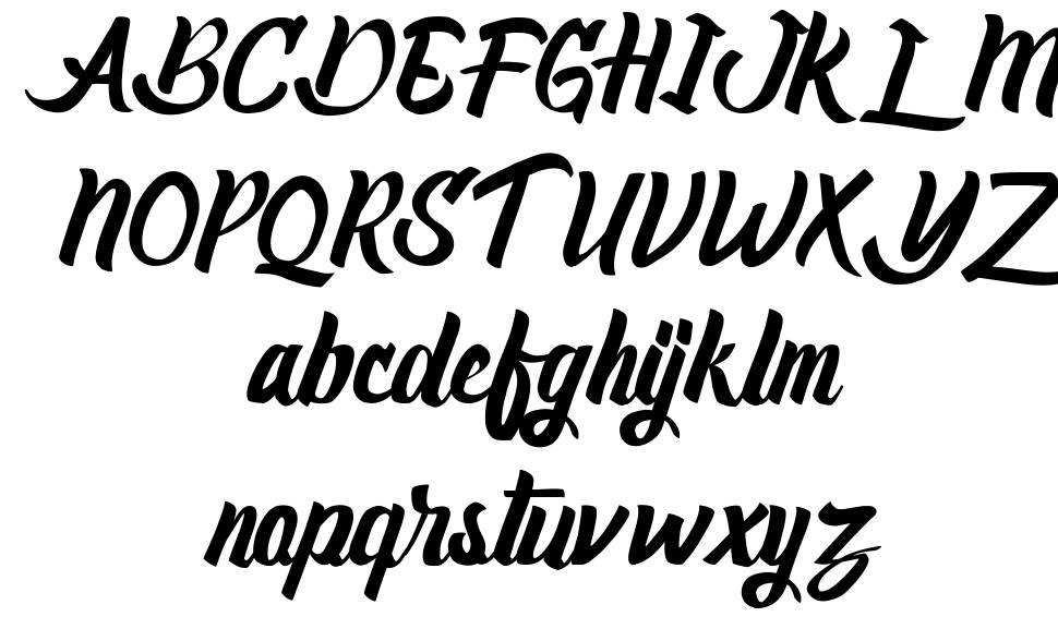 Claiborne písmo