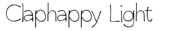 Claphappy Light