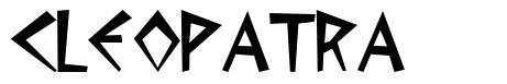 Cleopatra 字形