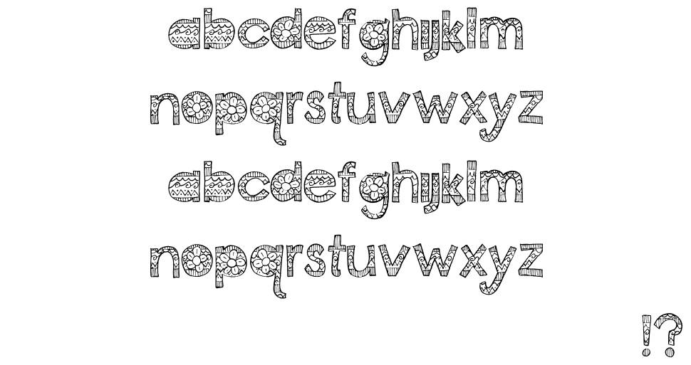 Coconut Point font