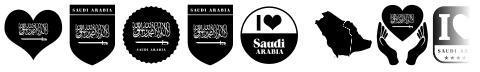 Color Saudi Arabia
