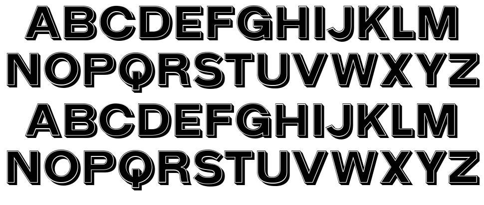 Comfort font