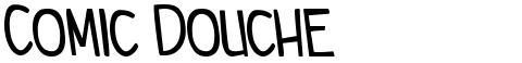 Comic Douche