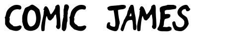 Comic James