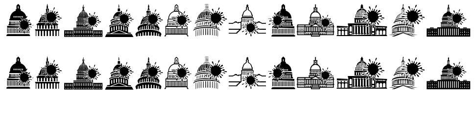 Congress czcionkę