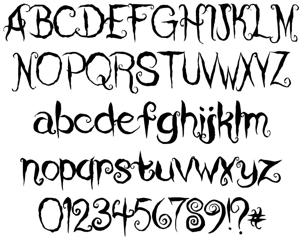Coraline S Cat Font By Sinister Fonts Fontriver