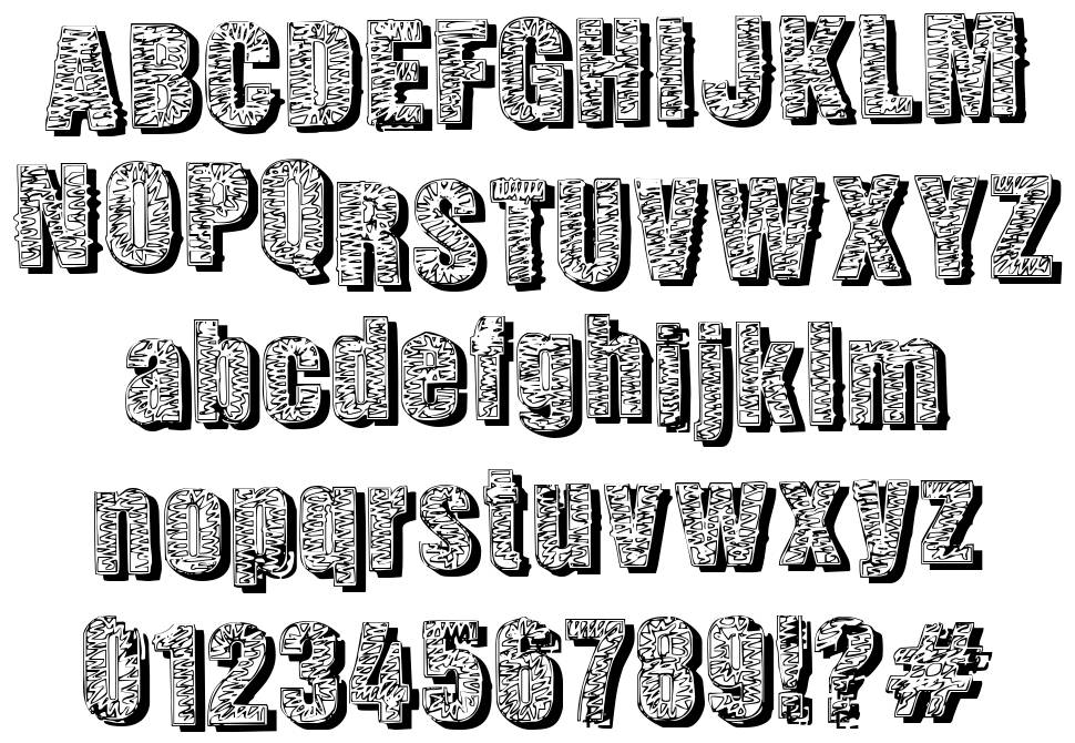 Corporate Suit font