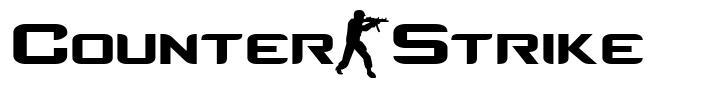 Counter-Strike font