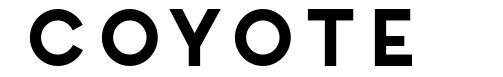 Coyote font