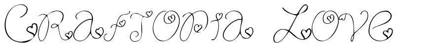 Craftopia Love